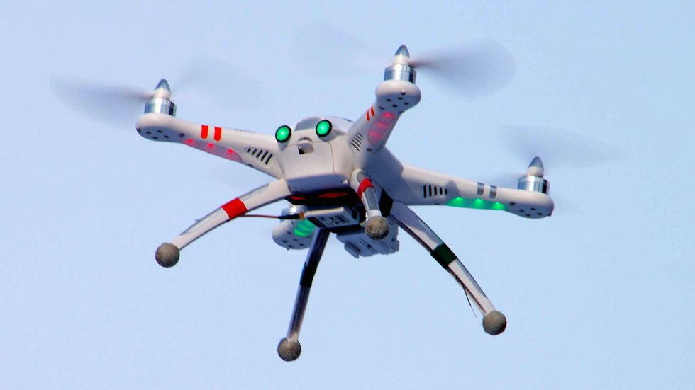 Delivery Drones May Form a Blood Supply Network for Hospitals