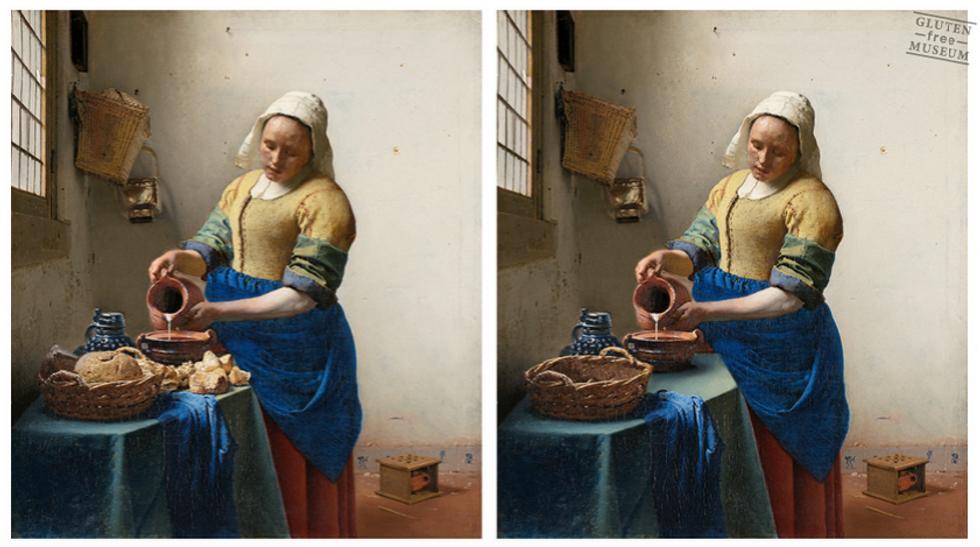 Gluten-Free Hysteria Crystalized in New Digital Art Museum