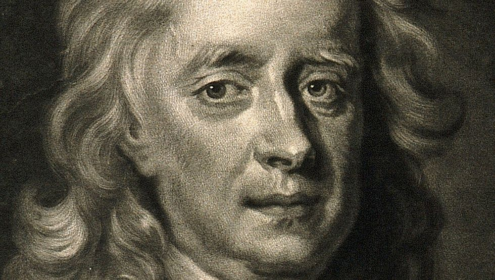 "How Many Items From Isaac Newton's ""Sin List"" Are You Guilty Of?"