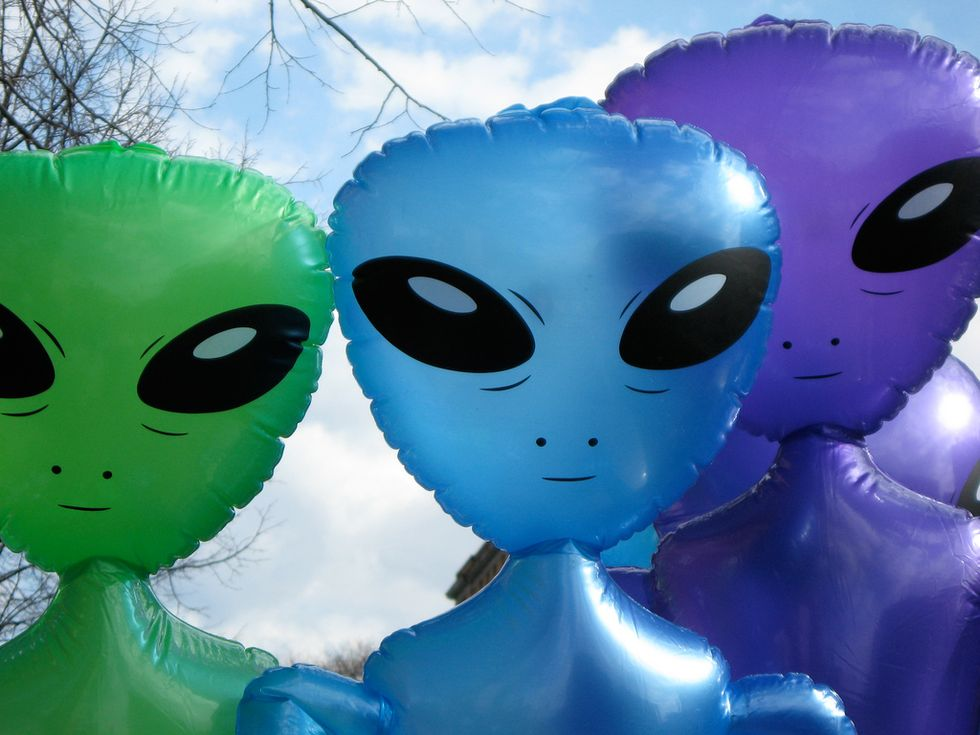 NASA Chief Predicts Evidence of Aliens by 2025
