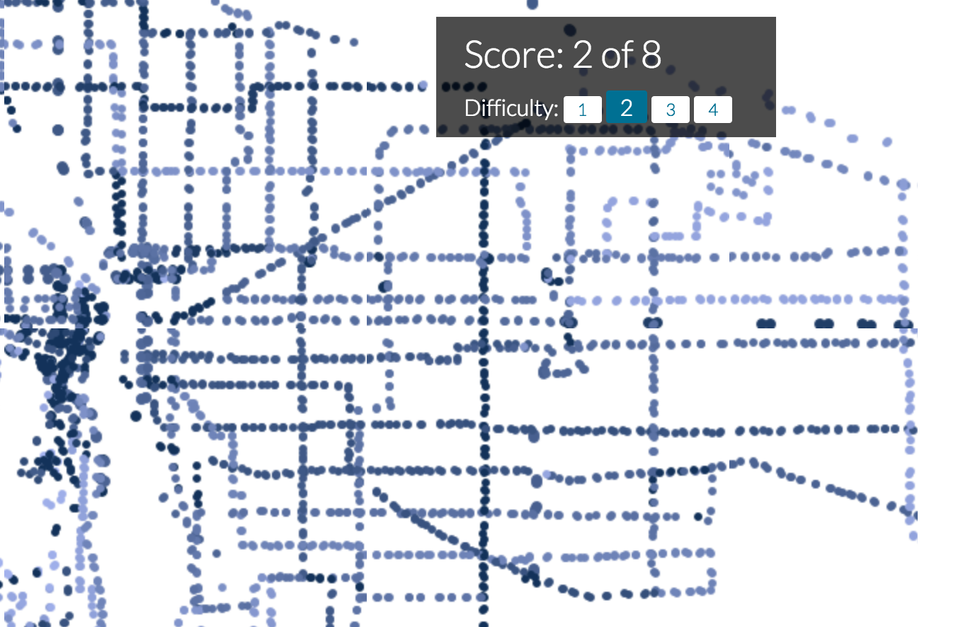 How Many Of These Cities Can You Identify Using Only Their Transit Stops?