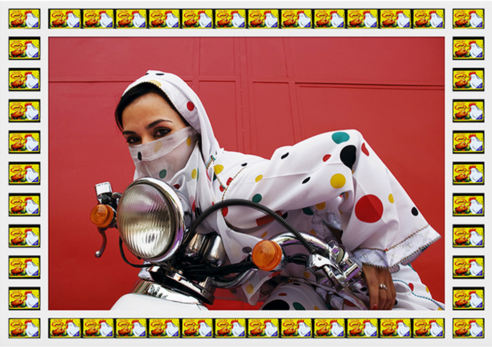 Morocco's Biker Girl Gangs Featured In Colorful New Doc