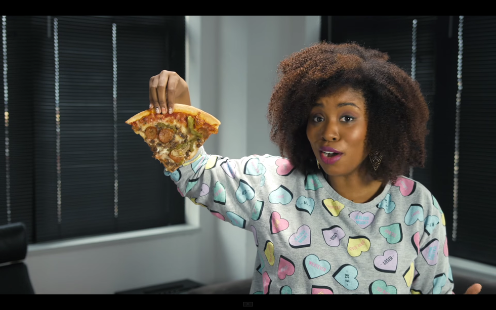 Serving Up a Hot Slice of Intersectional Feminism