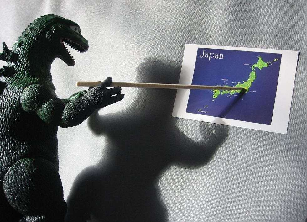 "After Destroying the City Multiple Times, Godzilla Is Named Tokyo's ""Tourism Ambassador"""