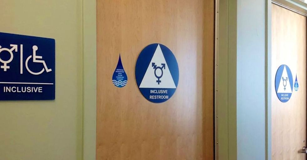 Gender-Neutral Bathrooms Are Now Open in the White House