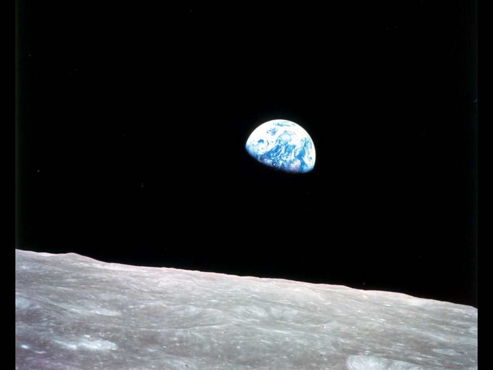 """Is This Where The Moon Really Comes From? New Research Points To """"Yes"""""""