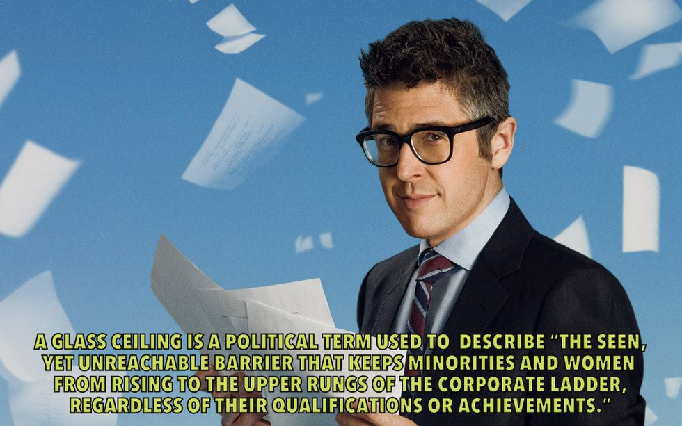 From the Creator of thesaved by the bell hooks TumblrComes Ira Glass Ceiling