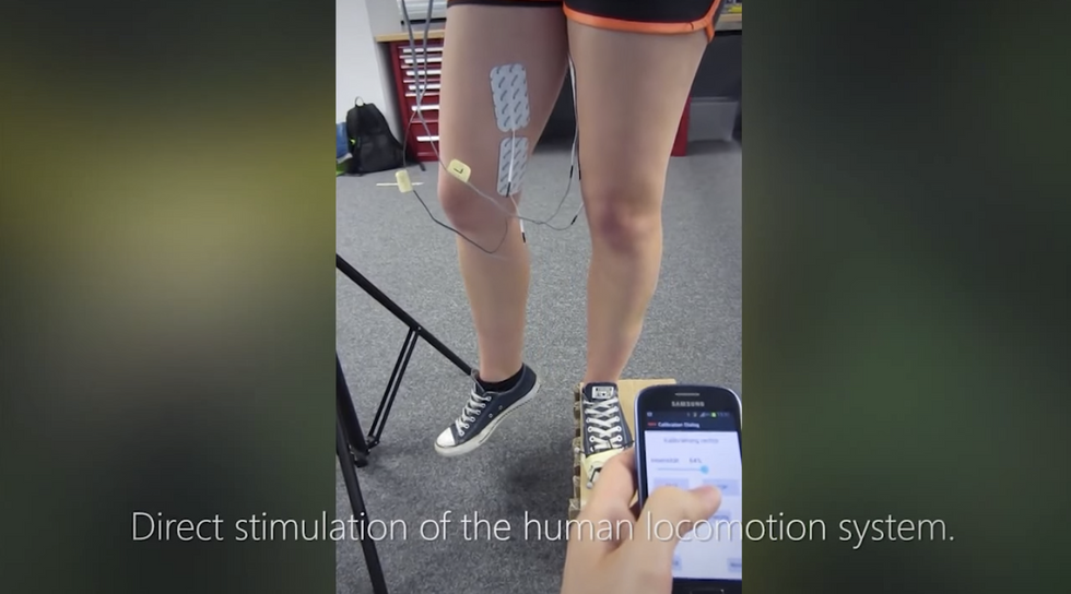 The App That Turns You Into a Human GPS