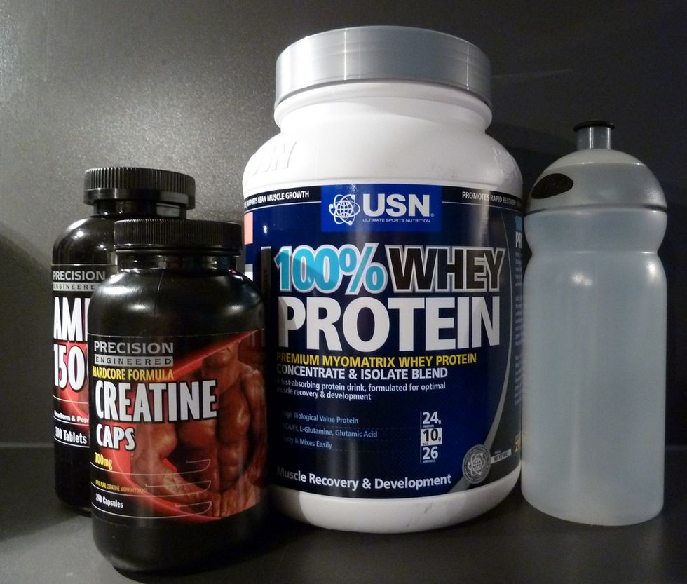 Workout Supplements Could Be Causing Testicular Cancer