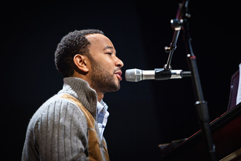 John Legend Wants to End Mass Incarceration