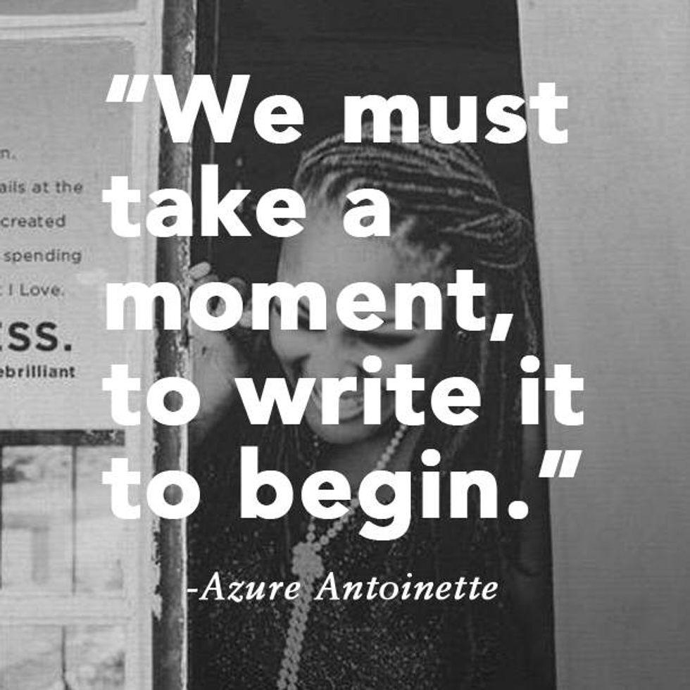 Write a Poem. We Dare You.