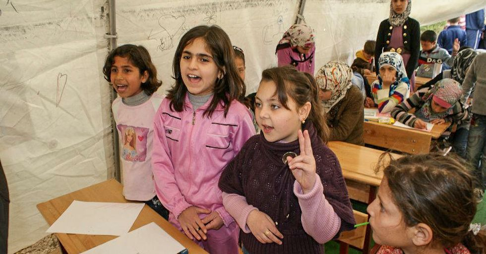 A Turkish Educator Wants to Open Up a University for Syrian Refugees