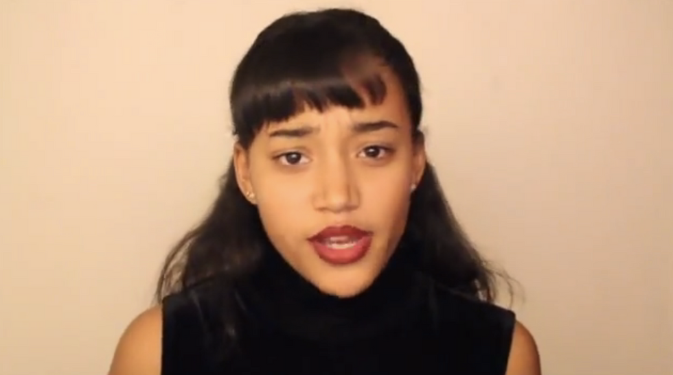 "Let This Badass ""Hunger Games"" Actress School You On Cultural Appropriation"