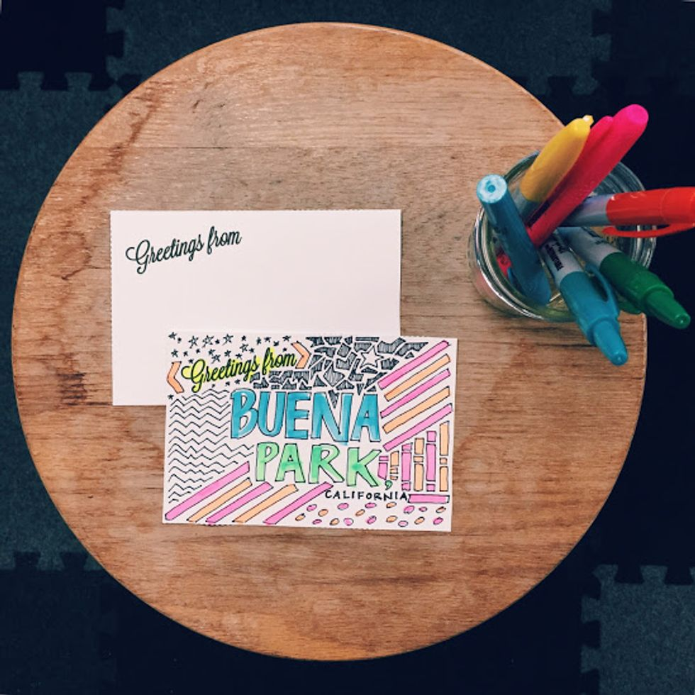 We Asked You to Send a Postcard to a Stranger. Here's What You Came Up With.