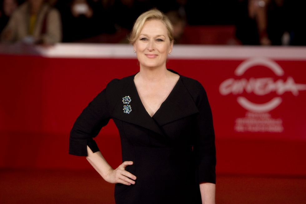 There Aren't Enough Female Screenwriters in Hollywood, and Meryl Streep Is Doing Something to Fix That.