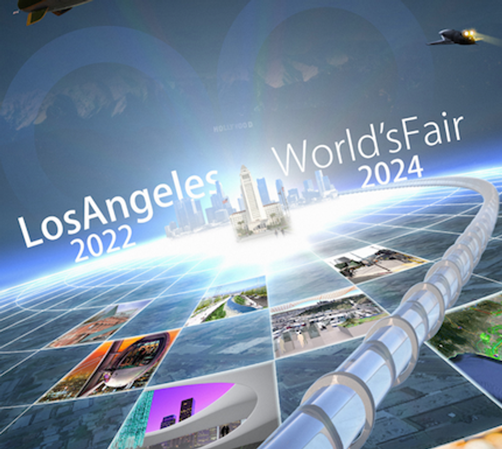 Group Aims to Bring World's Fair to L.A. in 2022