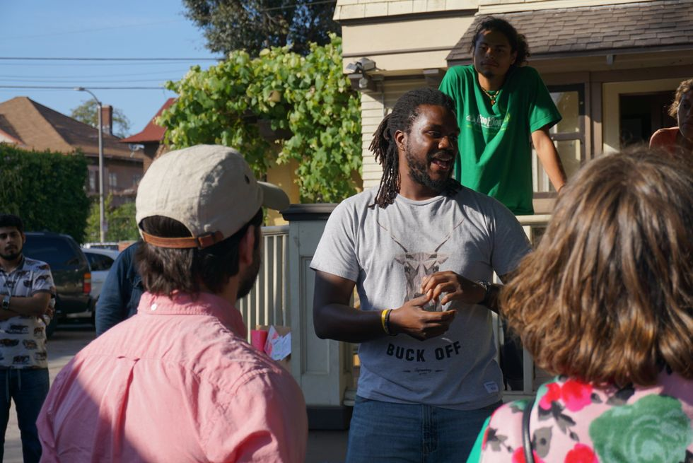 Neighborday Idea #2: Throw a Party for Changemakers in Your Neighborhood