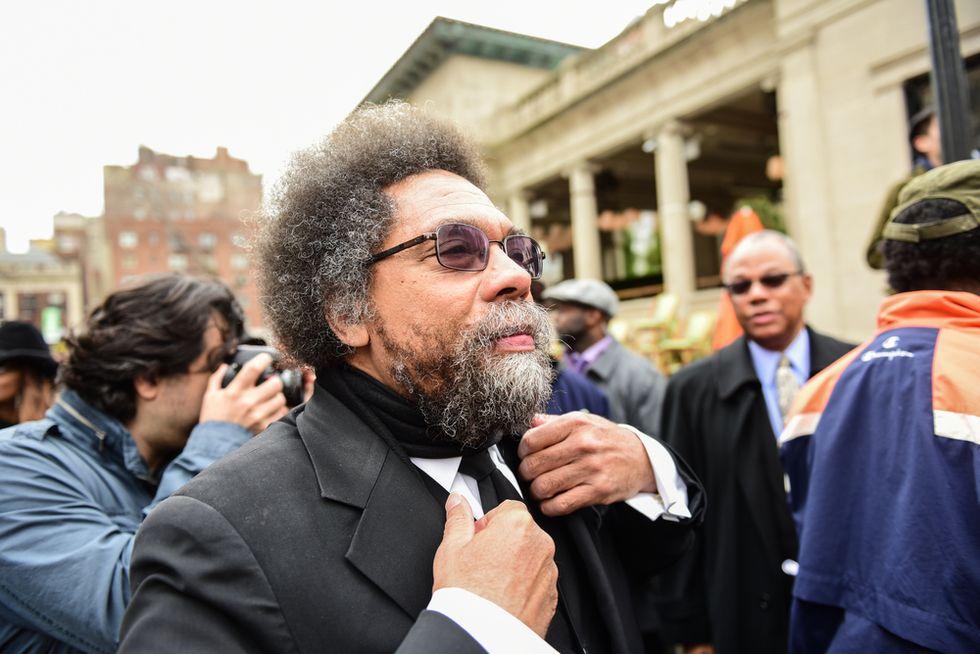 In Defense of Cornel West