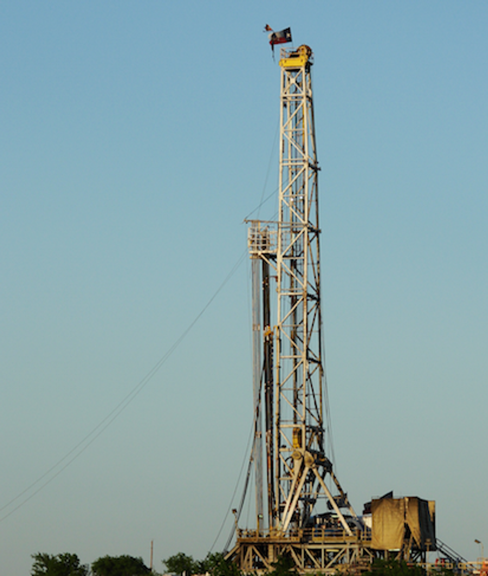 Half of All U.S. Fracking Companies Could Disappear in 2015