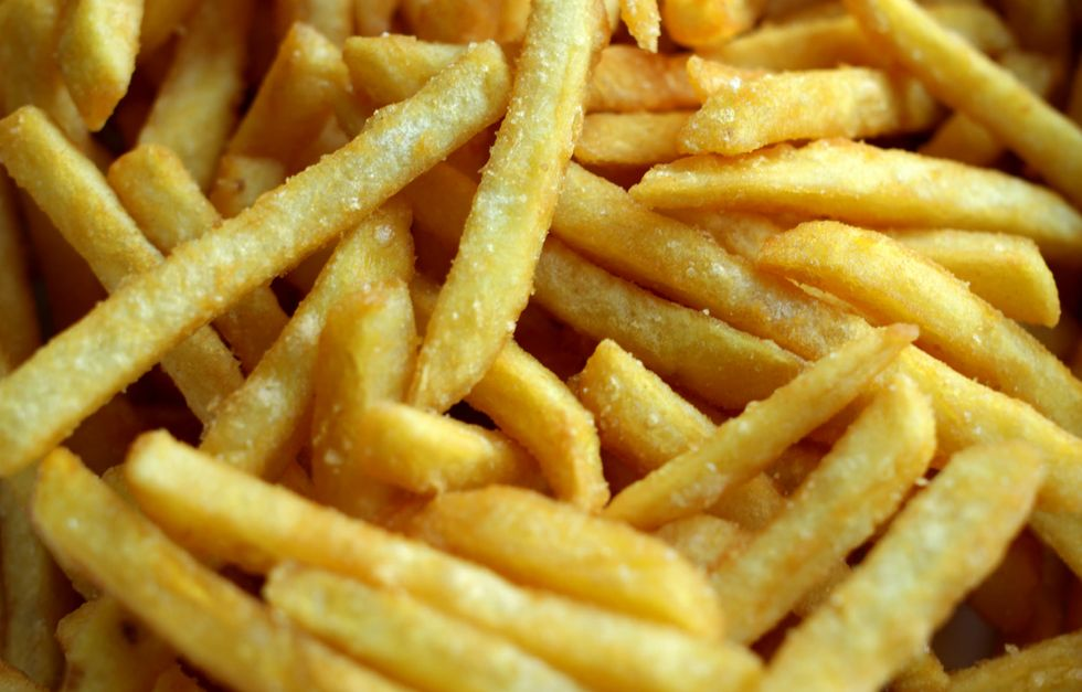 Texas Ag Commissioner Wants Deep Fryers Back in Schools