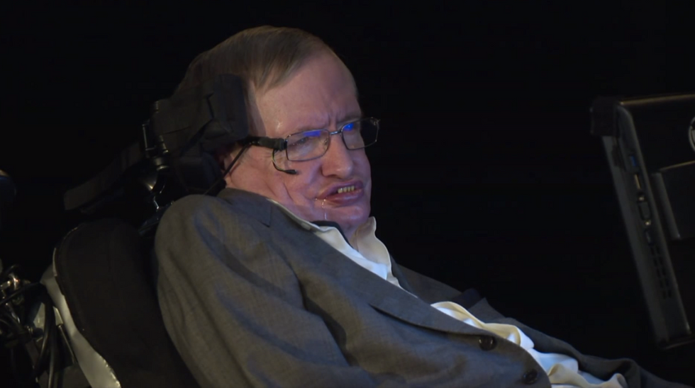Stephen Hawking Says You Still Have a Chance to be With Zayn Malik (in an Alternative Universe)