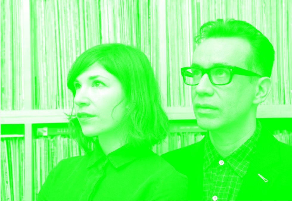 An Interview with Carrie Brownstein and Fred Armisen
