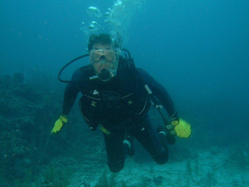 What a Scuba Diver with a Spinal Cord Injury Has to Teach Us About the Learning Process