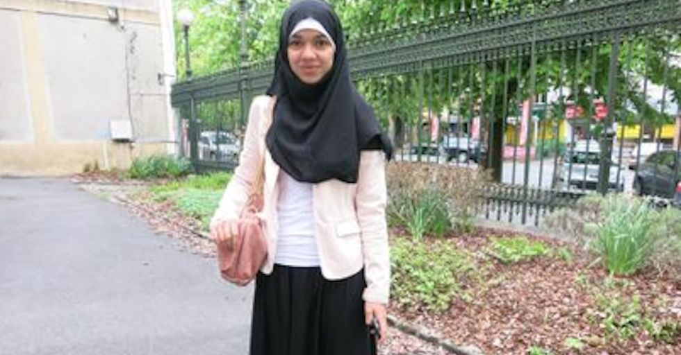 French School Sends Muslim Student Home Because Her Skirt is Too Long