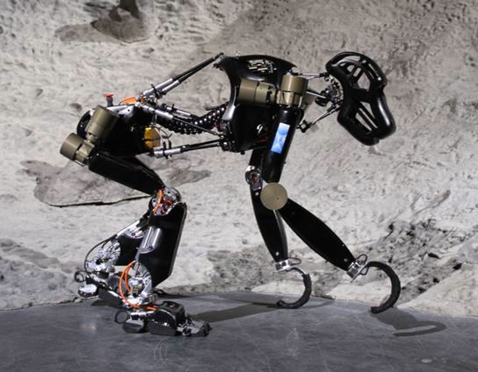 These Robotic Apes Could be Headed for the Moon