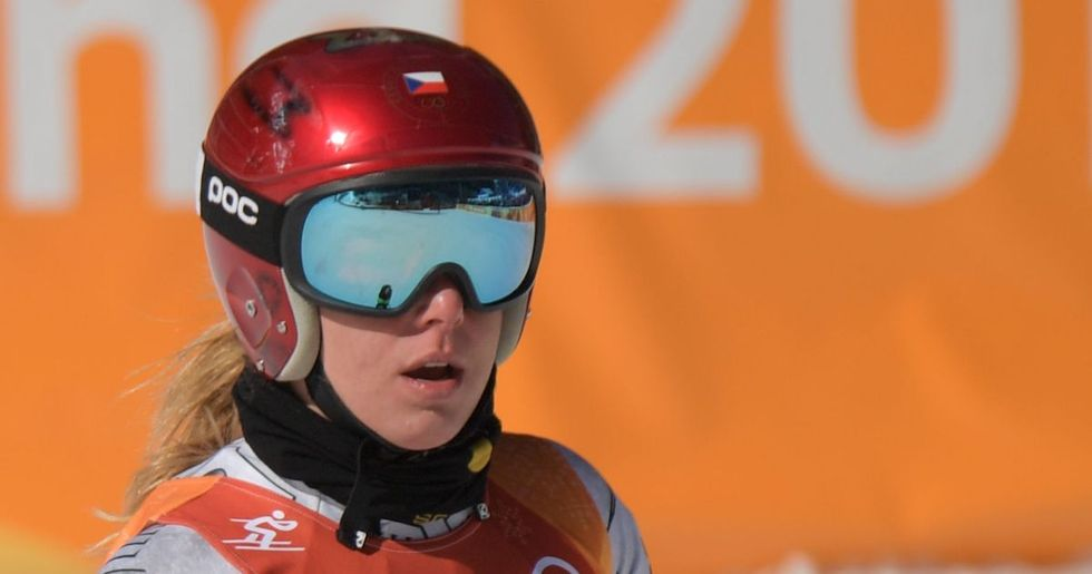 Snowboarder's Gold Medal In A Ski Event Is One Of The Biggest Surprises Of The Games