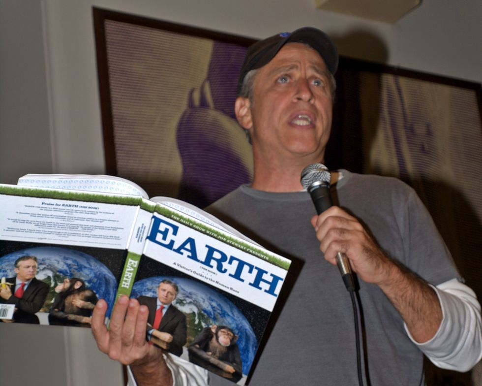 For Jon Stewart, Life After The Daily Show Will MeanRunning An Animal Rescue Sanctuary