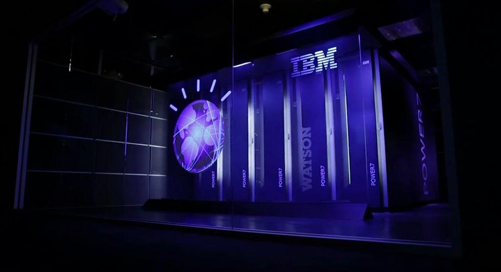 "IBM's ""Watson"" Supercomputer Has a New Program: Fighting Cancer."