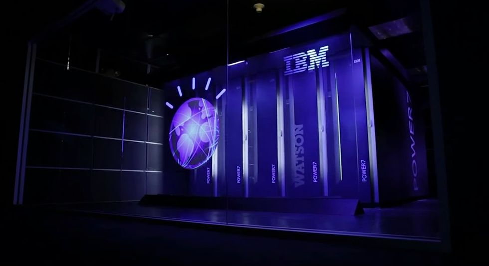 "IBM's ""Watson"" Supercomputer Has a New Program: Fighting Cancer."