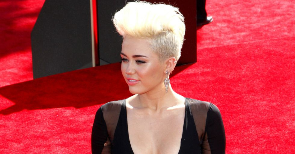 Miley Cyrus is Fighting For the Nation's Homeless Youth
