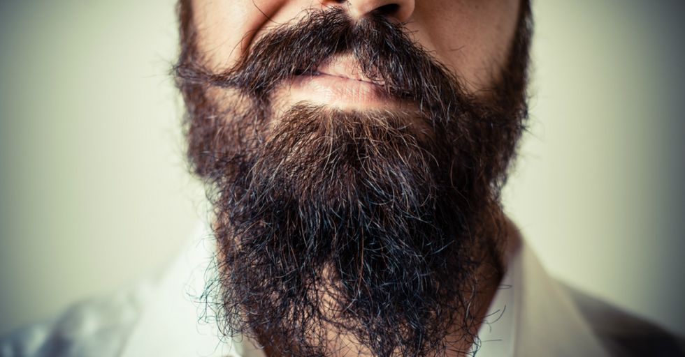 Your Beard Might Be Dirtier Than a Toilet
