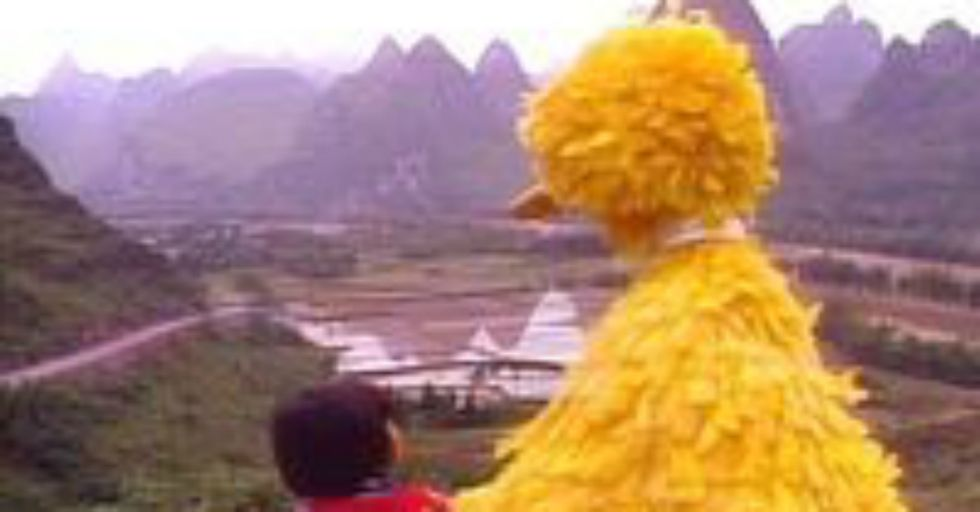 Sesame Street'sCaroll Spinney and the Heartbreaking Power of Friendship.