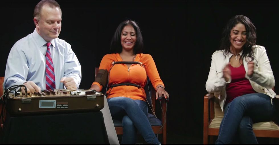 Moms On Lie Detectors Answering Their Kids' Questions: Awkward And Hilarious