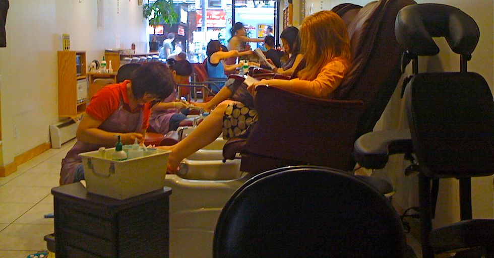 NY Governor Launches Emergency Task Force for Nail Salon Industry