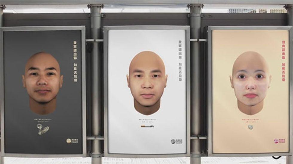 Hong Kong Fights Litter Pandemic With Hi-Tech Public Shaming