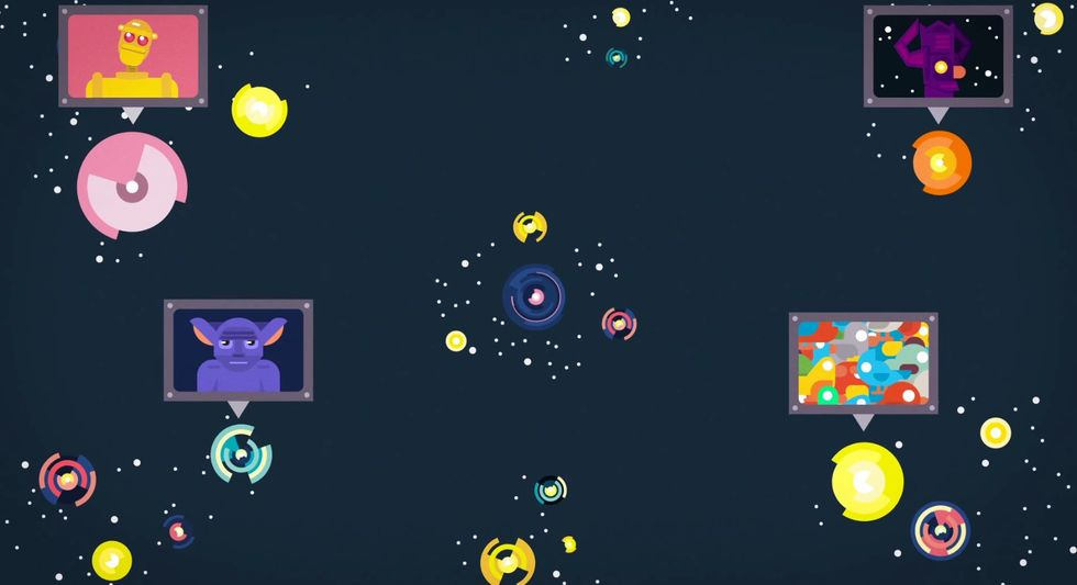 "Our Difficulty Finding Alien Life Explained in This Quirky ""Fermi's Paradox"" Animation"