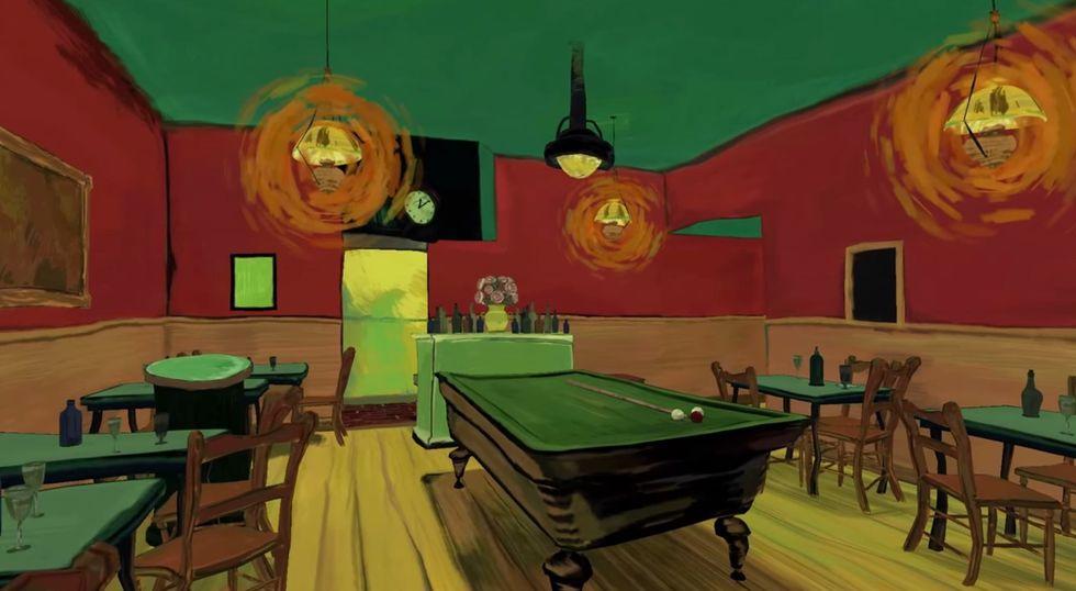 Explore This Gorgeous Virtual Recreation of a Van Gogh Masterpiece