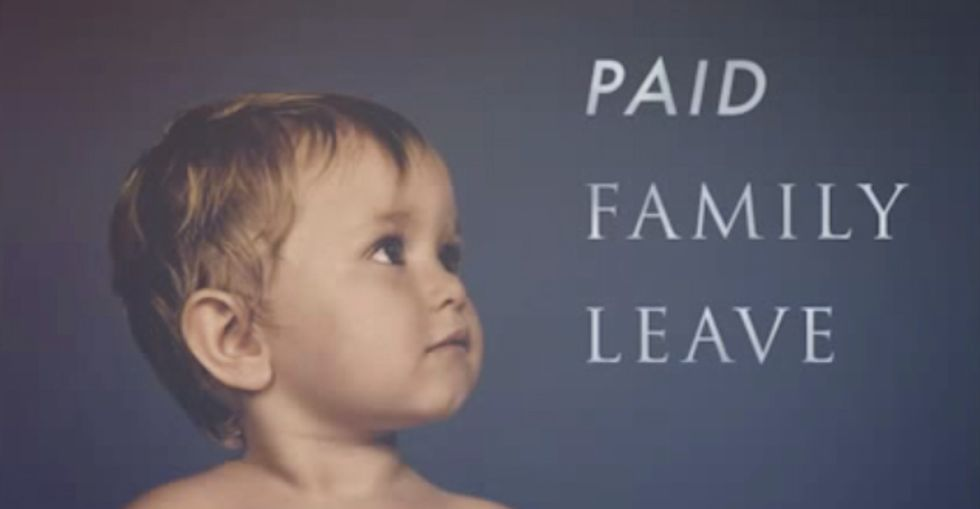 John Oliver Takes Down Companies That Don't Offer Paid Family Leave to New Mothers