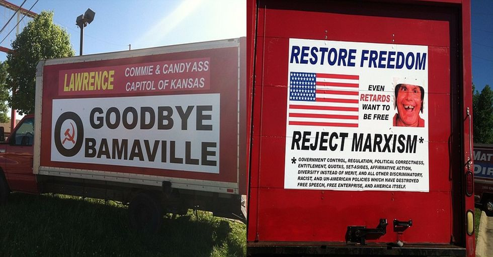 Business Owner Shocks Town With His Final Political Screed