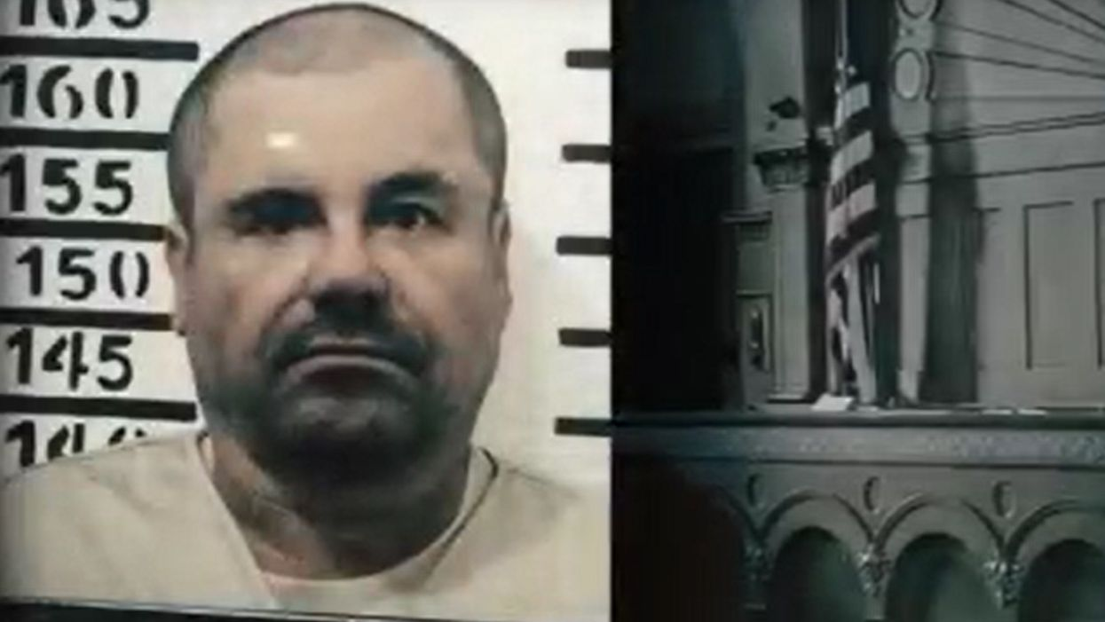 Mexican president decries life sentence for 'El Chapo' as 'inhumane'