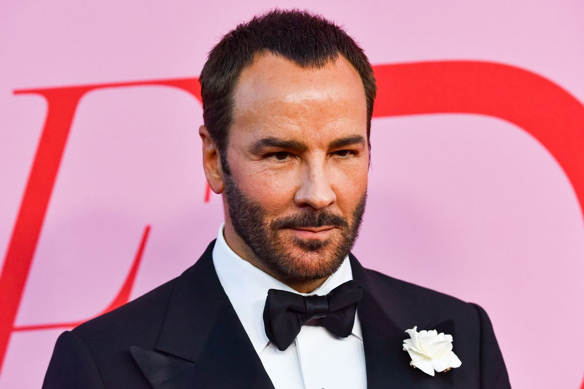 A Tom Ford Skincare Line Is Coming