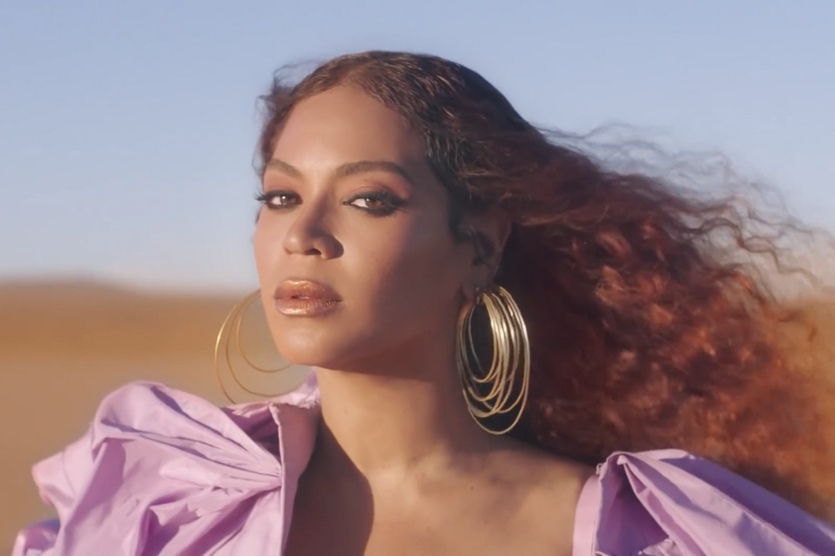 Beyonce Delivers 11 Power Looks in 'Spirit' Music Video