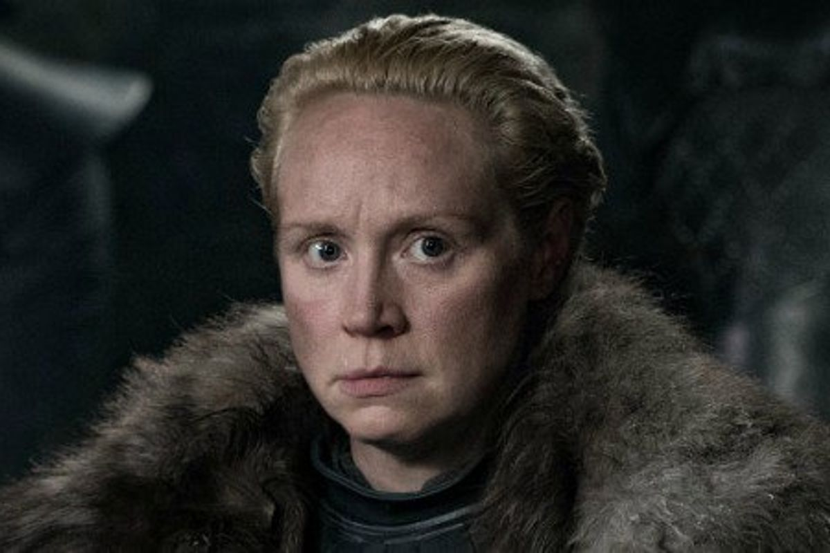 HBO didn't submit 'Brienne' from Game of Thrones for an Emmy. So, she did it herself.
