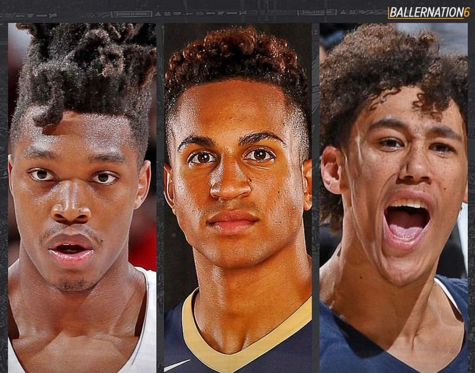 NBA Summer League Standouts