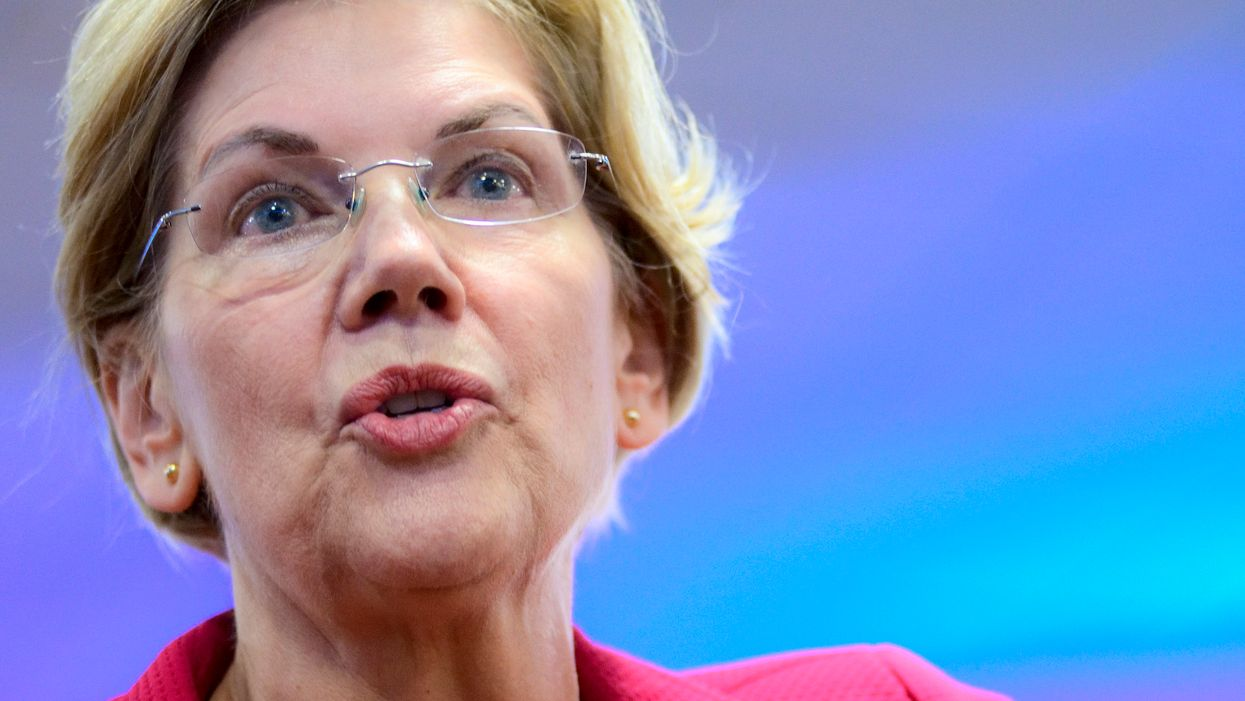 VIDEO: Liz Warren is stunned when a voter confronts her for claiming Native American heritage