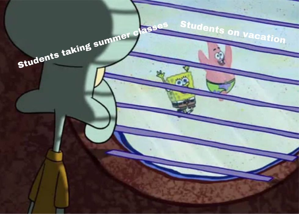 6 Reasons You Should Never Take Classes During The Summer